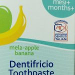 chicco baby toothpaste-Chicco twin flavours paste-By vanajamk