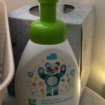 Babyganics Alcohol-Free Foaming Hand Sanitizer-alcohol free hand sanitizer-By vanajamk