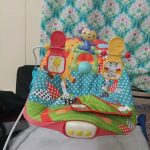 Fisher Price New Infant to Toddler Rocker-infants rocker-By rev