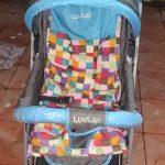 LuvLap Sunshine Stroller-Elegant design-By rev