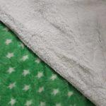 My NewBorn Double Layer Shawl Cum Blanket Star Print-Shawl cum blanket-By kalyanilkesavan
