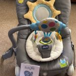 Chicco Balloon Bouncer With Toy Bar-Calms Baby-By vaishali_1112
