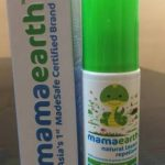Mamaearth Natural Insect Repellent for babies-Natural protection-By kalyanilkesavan