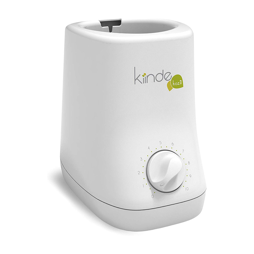 kiinde kozii breastmilk warmer and bottle warmer