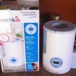 munchkin precision digital bottle warmer-bottle warmer from munchkin-By vanajamk