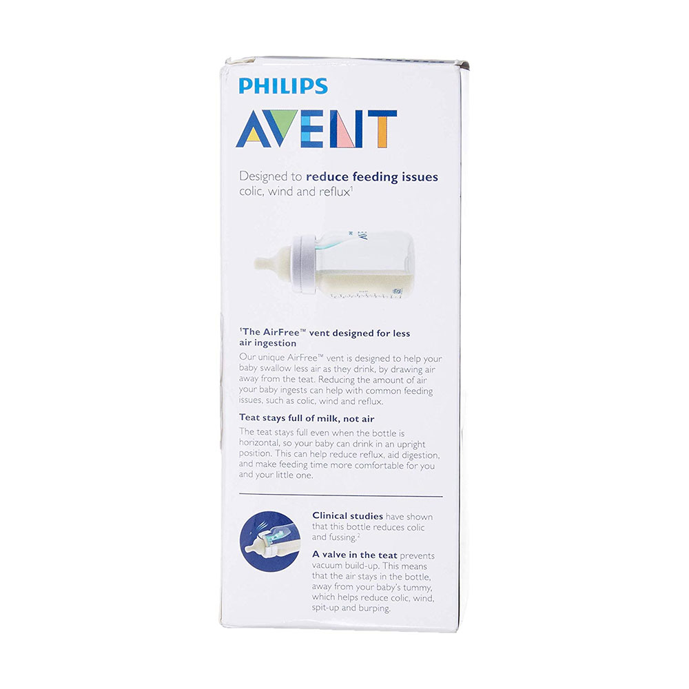 philips avent anti-colic bottle with airfree vent-3