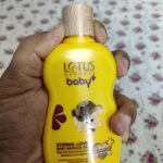 Lotus Herbals baby+ Eternal Love Baby Massage oil-Natural oil-By ushma