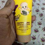 Lotus Herbals baby+ Happy Bums Diaper Rash Crème-Good for sensitive skin-By ushma