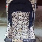 Tiffy & Toffee Smart and Safe Baby Stroller-Eveninv walk made easy and comfortable-By sumi2020