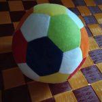 Babyhug Small Soft Ball-Soft and small-By sumi2020