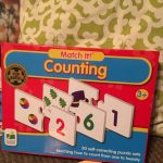 Creative Pre School Number Match Cards Game-Preschool numbers-By sumi2020