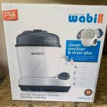 wabi baby electric steam sterilizer and dryer-Wabi is a best to purchase-By jayasree0806