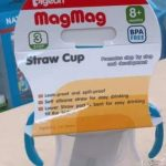 Pigeon MAG MAG STRAW CUP-Drink by self-By jayasree0806