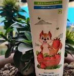 Mamaearth Berry Blast Toothpaste For Kids-Toxin free kids toothpaste-By anita_jadhav_dhamne