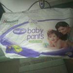 Himalaya Total Care Baby Pants Diapers-Happy baby diaper-By anita_jadhav_dhamne