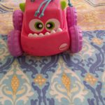 Fisher Price Press N Go Monster Truck-strong material n cute toy-By priya2502