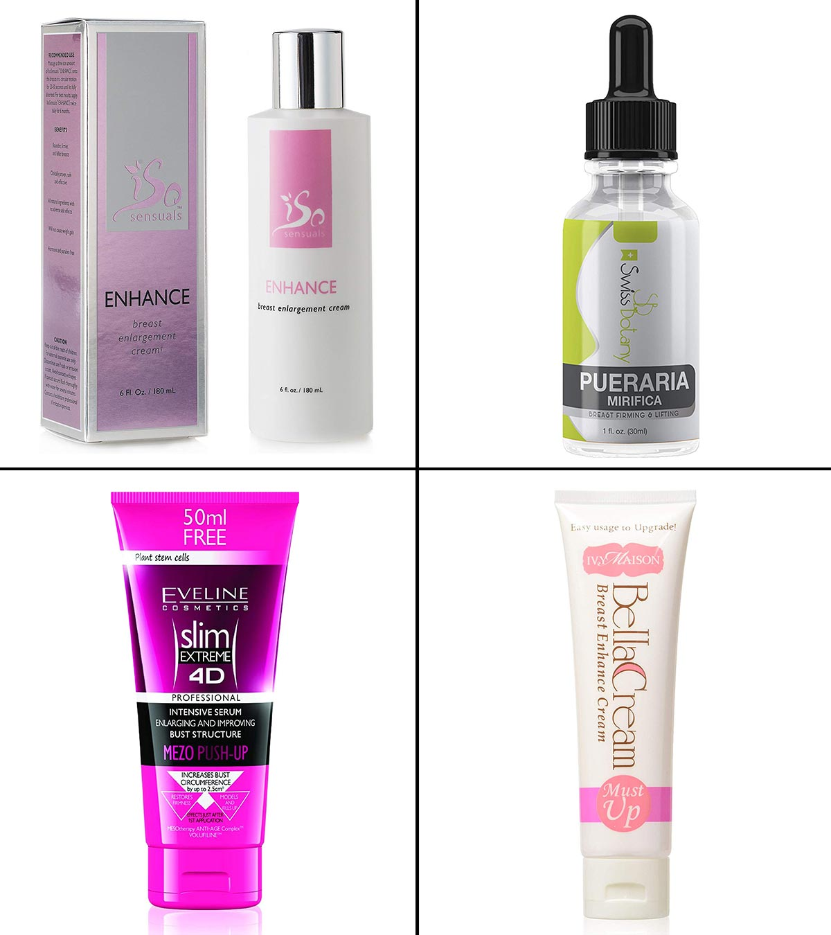 11 Best Breast Enlargement Creams In 2021
