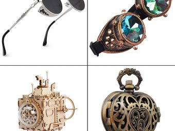 11 Best Steampunk Gifts For Women To Buy In 2020