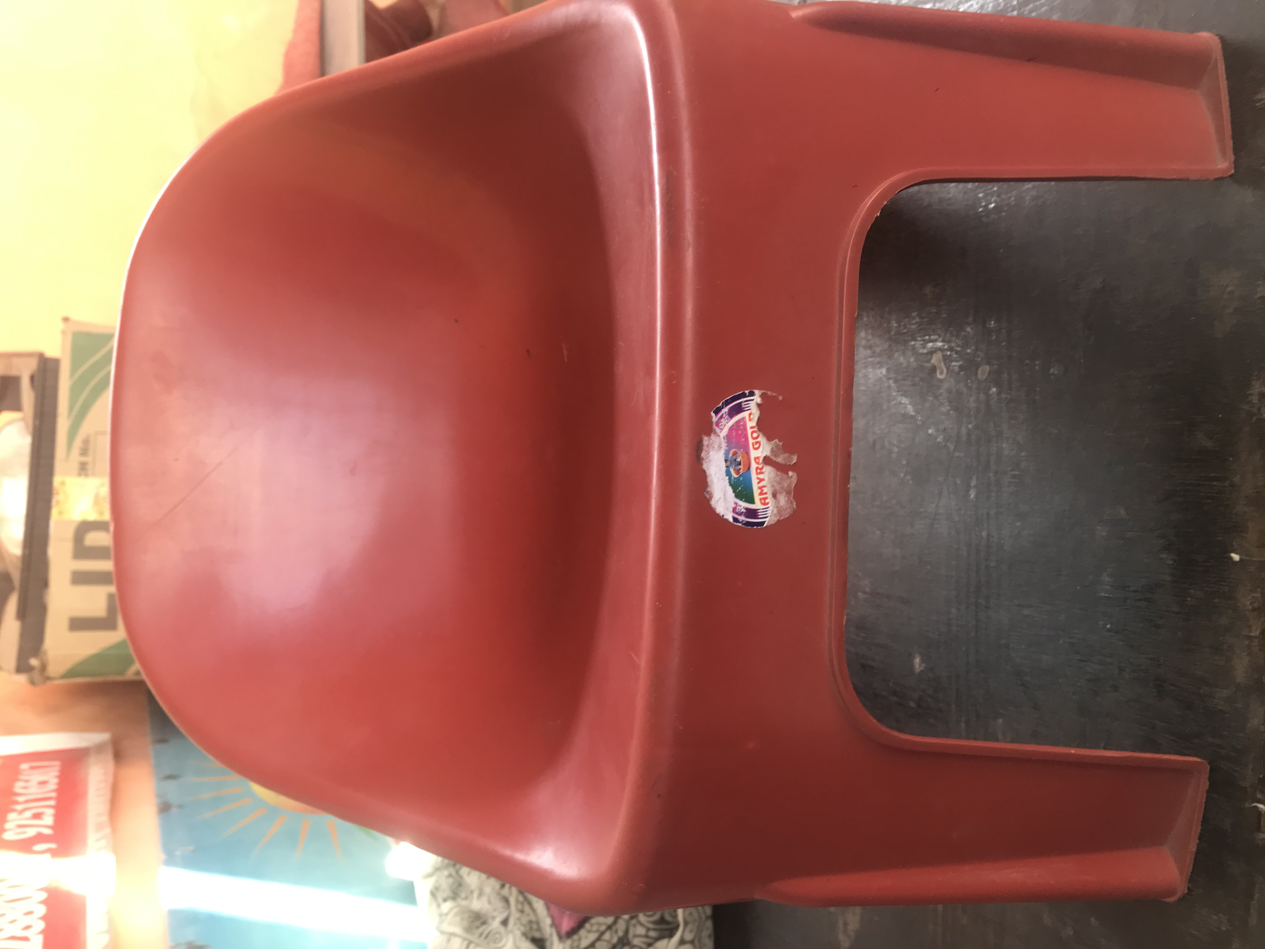 Intra Kids Strong And Durable Kids Plastic Chair-Strong chair-By amarjeet