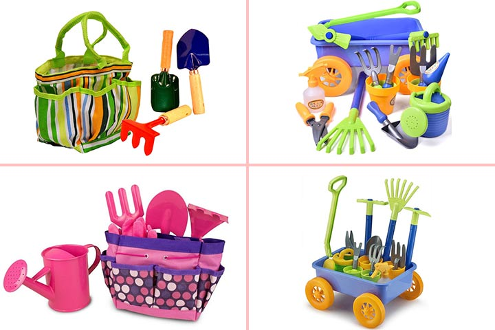 13 Best Gardening Tools To Buy For Kids In 2020