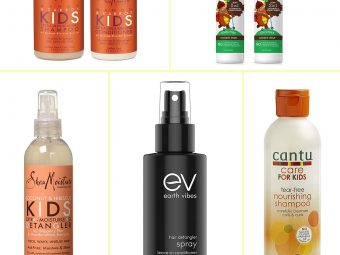 13 Best Natural Hair Products For Kids In 2021