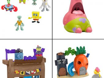 13 Best Spongebob Toys For Kids In 2021