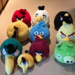 Angry Birds Soft Toys Pack-Angry bird soft toys-By dharanirajesh16