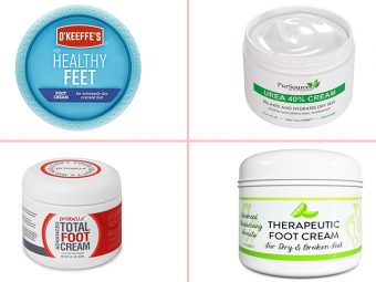 15 Best Foot Creams For Dry Feet And Cracked Heels In 2021