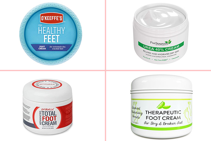 15 Best Foot Creams For Dry Feet And Cracked Heels In 2020