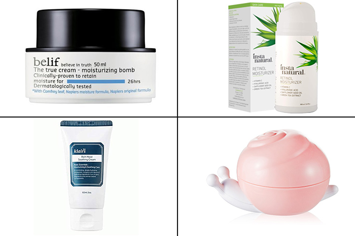 15 Best Korean Face Creams In 2020