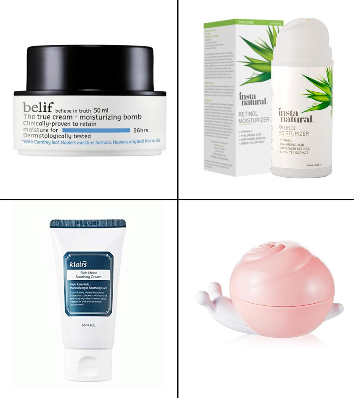 15 Best Korean Face Creams To Buy In 2020