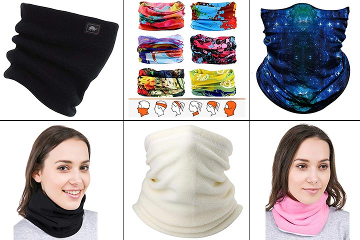 15 Best Neck Gaiters And Warmers For Women