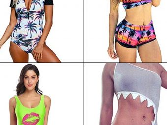 15 Funny Swimsuits For Women In 2020