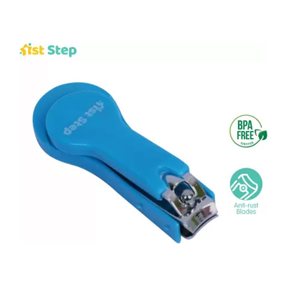 1st Step Easy Grip Baby Nail Clipper