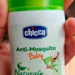 Chicco Anti-Mosquito Gel-Prevents mosquito bites-By aden