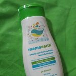 Mamaearth Deeply Nourishing Body Wash For Babies-Deeply nourished baby body wash-By jayathapa278