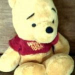 Starwalk Winnie The Pooh Plush Soft Toy-Soft and fluffy-By aden