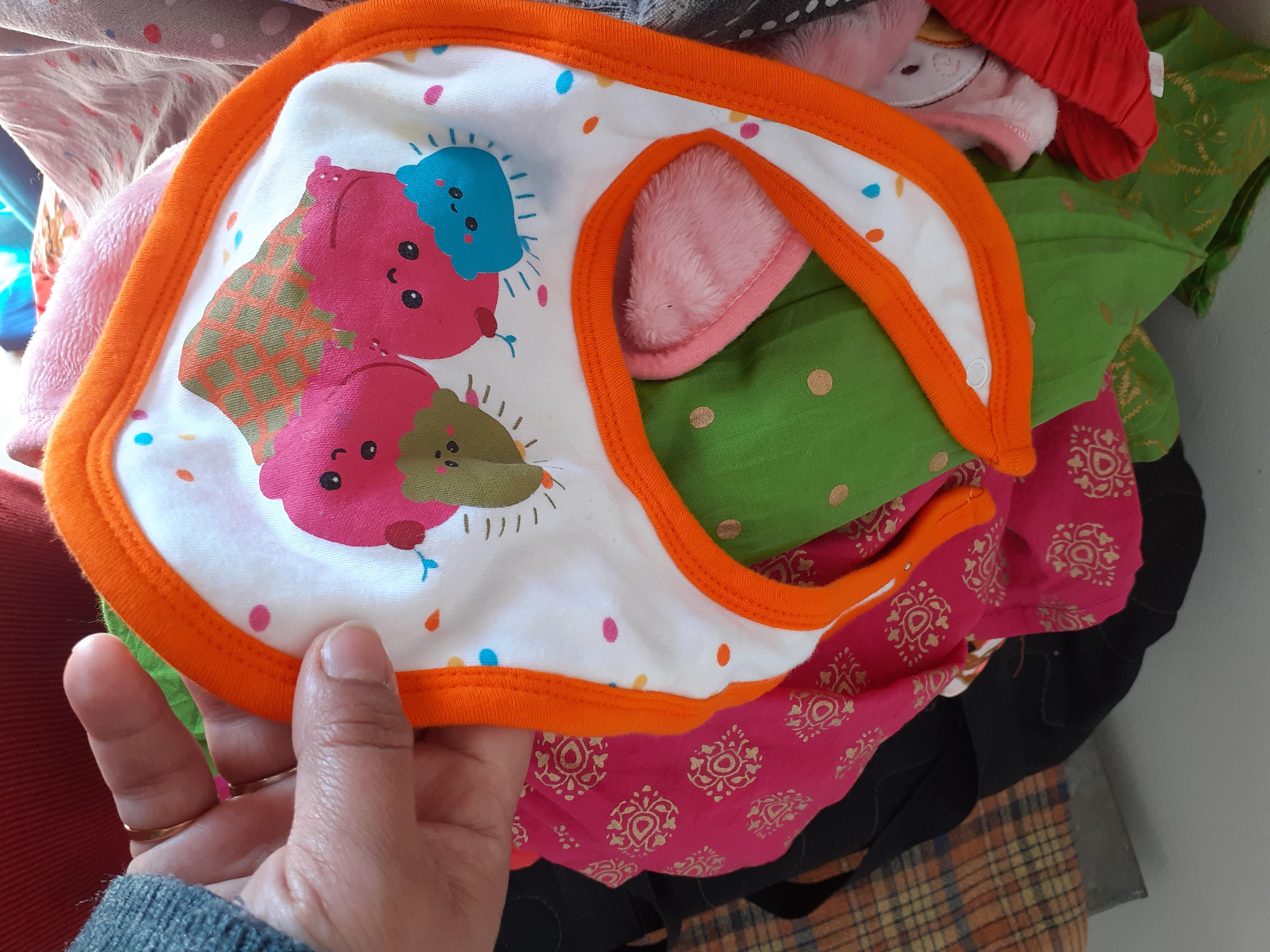 Baybee Baby Cotton Bibs-Baby cotton bib-By jayathapa278