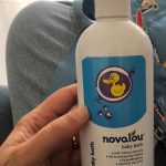 Novalou Infants Body Wash with Natural Herbal Extracts of Calendula & Chamomile-Gentle body wash-By aden