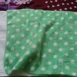 Babyhug Large Size Poly Wool All Seasons Blanket Polka Dots-Polka dots blanket-By jayathapa278