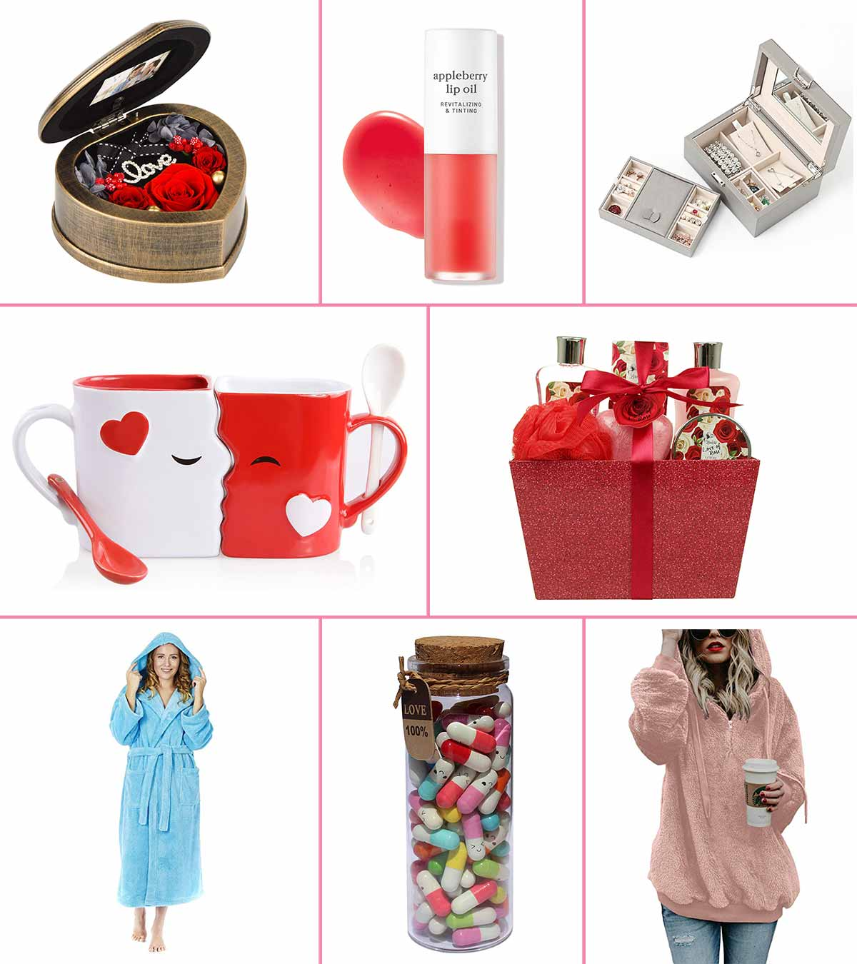 21 Best Valentine S Day Gifts For Her In 2020