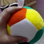 Babyhug Multicolor Small Soft Ball-Small soft ball by babyhug-By jayathapa278