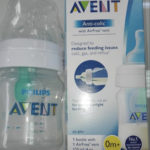 Philips Avent Anti-Colic Bottle With Airfree Vent-Feeding bottles for babies-By dharanirajesh16
