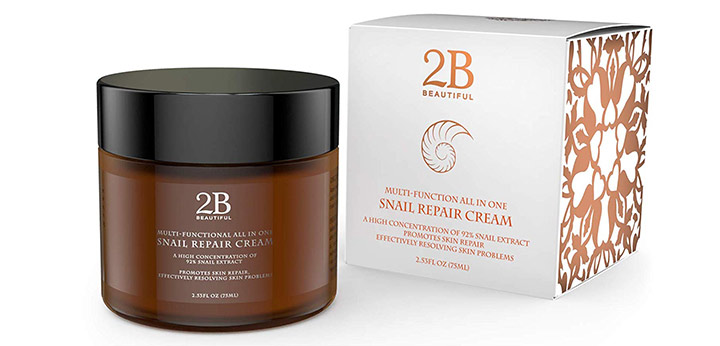 2B Beautiful Revolutionary Snail Repair Cream