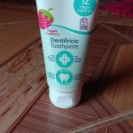 Chicco Toothpaste Strawberry-Strawberry toothpaste-By jayathapa278
