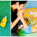 Lotus Herbals baby+ Tender Touch Baby Body Lotion-Safe, Toxin Free and Affordable Baby Product-By sassy_swati