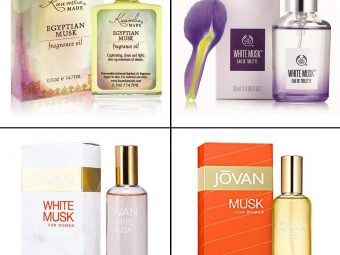 9 Best Musk Perfumes For Women To Buy In 2021