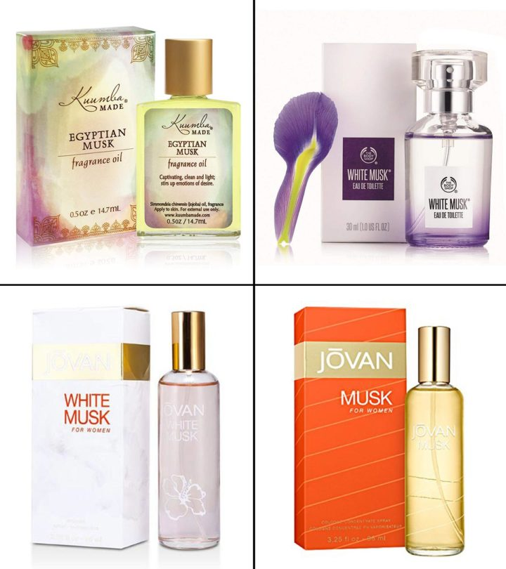 9 Best Musk Perfumes For Women To Buy In 2020