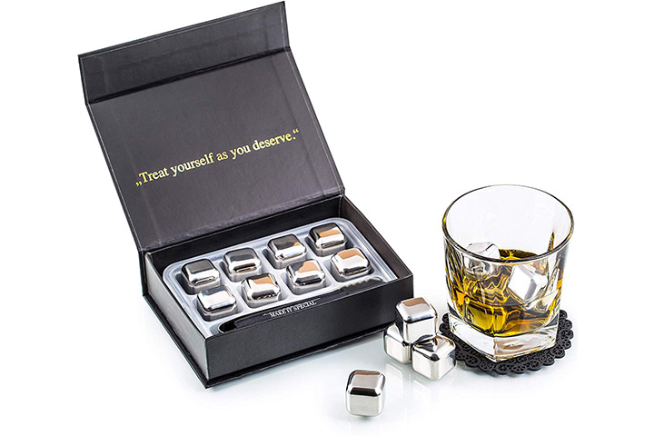 Amerigo Stainless Steel Whiskey