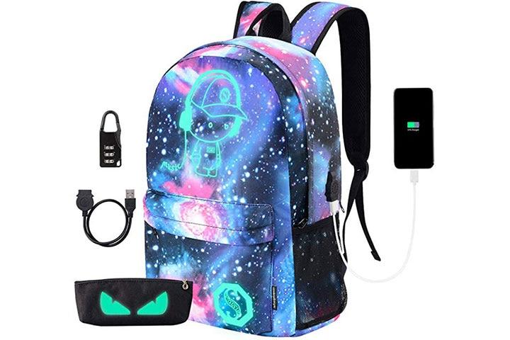 Anime Luminous Backpack